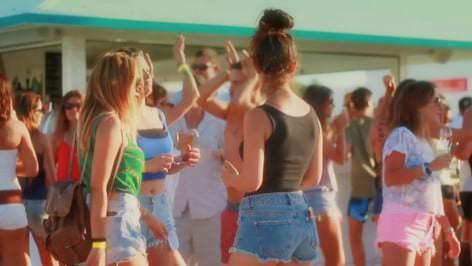 Beach Club Party